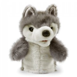 Little Wolf Hand Puppet