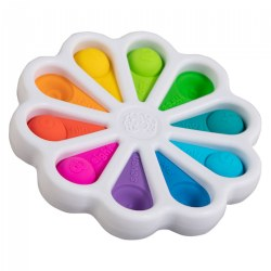 Dimpl Digits - Colorful Tactile Toddler Disc