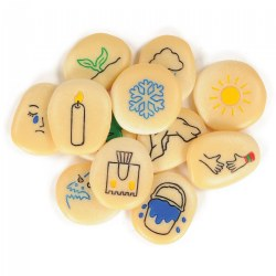 Self-Regulation Stones Help Children Express Emotions