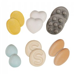 Sensory Worry Stones - Set of 12