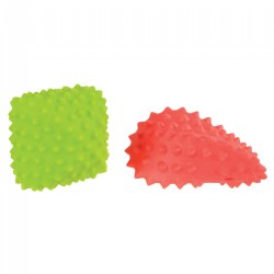 Infant Sensory Rollers in Unique Shapes - Set of 4