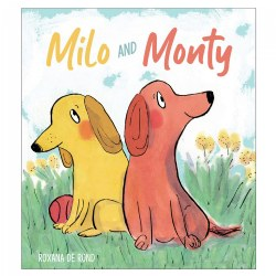 Milo and Monty - Paperback