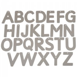 Mirror Letters - Uppercase