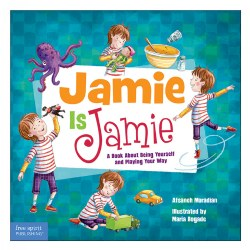 Jamie is Jamie - Hardcover