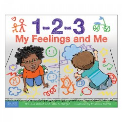 1-2-3 My Feelings and Me - Hardcover