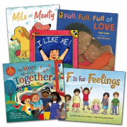 Developing Social & Emotional Relationships Books