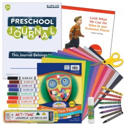 Pre-K Individual Child Art Kit