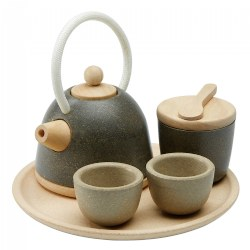 Eco-Friendly Classic Tea Set