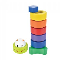 Caterpillar Shape Stacking