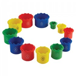Measure Up Cups - Washable
