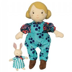 Cuddly Playdate Friends Washable Soft Doll - Ollie