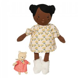 Cuddly Playdate Friends Washable Soft Doll - Harper