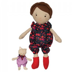 Cuddly Playdate Friends Washable Soft Doll - Freddie