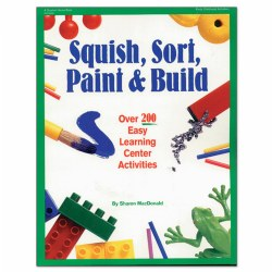 Squish, Sort, Paint & Build