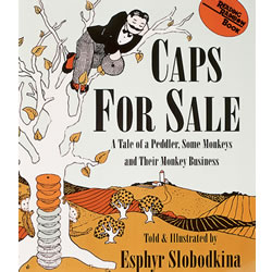 Caps for Sale - Big Book