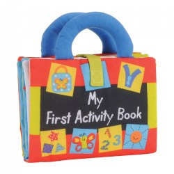 Cloth Activity Book Set