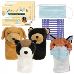 I Wear A Mask Demo Kit
