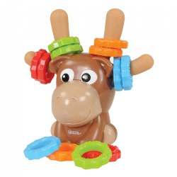 Max Fine Motor Moose - Color Matching Fine Motor Activity
