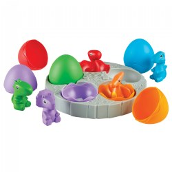 Babysaurs Sorting Set - Counting & Sorting Dino Toy