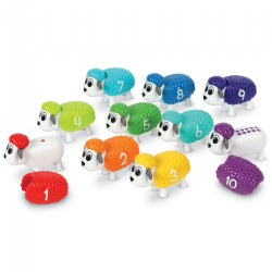 Snap-n-Learn™ Counting Sheep - Counting & Sorting Fine Motor Toy