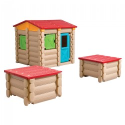 Big Builders Playhouse & More 4057KR