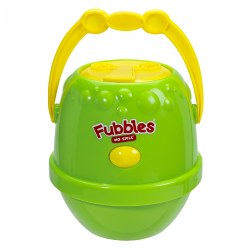 Fubbles No-Spill Bubble Machine