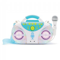 Superstar Karaoke Machine with Bluetooth® and Carry Strap