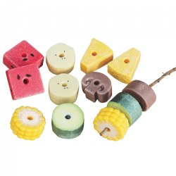 Sensory Play Stones: Threading Kebabs - Set of 12