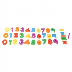Jumbo Magnetic Numbers