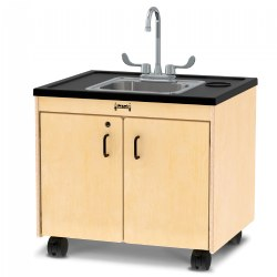 "Clean Hands Helper Portable Sink - 26"" Counter"