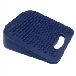 Antimicrobial Portable Wedge Seat
