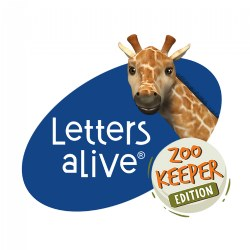 Upgrade from Early Letters alive® to Letters alive® Zoo Keeper Edition