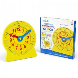 NumberLine™ Clock
