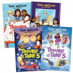 Trouble at Table 5 Books