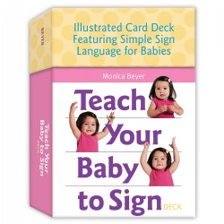 Teach Your Baby to Sign Card Deck