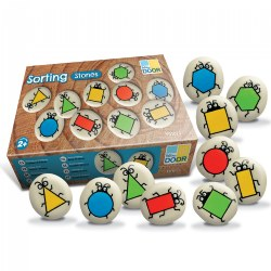 Sorting Stones - Set of 20