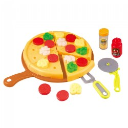 Pretend Pizza Party with Accessories