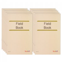 Field Book - Set of 10