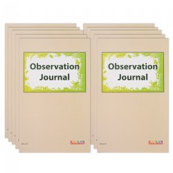 Observation Journal - Set of 10