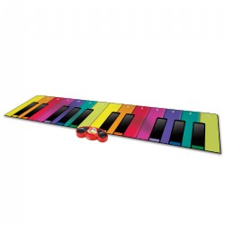 Giant Piano Mat for Musical Exploration
