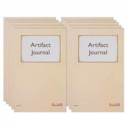 Artifact Journal - Set of 10