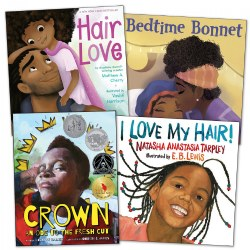Love is in the Hair Books