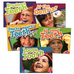 Healthy Teeth Books - Set of 5