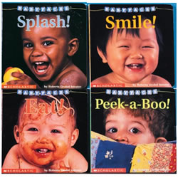 I See Me Board Books - Set of 4