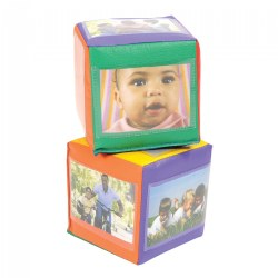 Photo Cubes - Set of 2