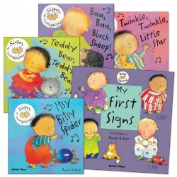 Baby Signing Board Books