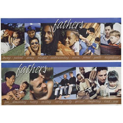 Fathers Posters (Set Of 2)