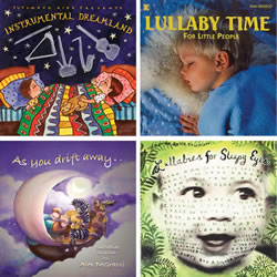 Dreams & Lullabies CD Collection - Set of 4