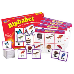 Alphabet Match Me Game