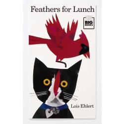 Feathers For Lunch - Paperback